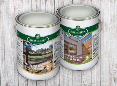 Packaging Forestgreen