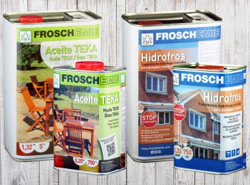 Packaging Froschemie