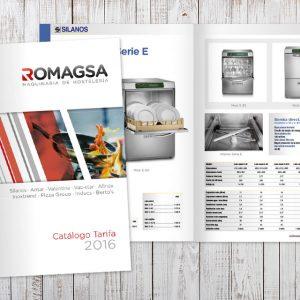 Catàleg Productes ROMAGSA