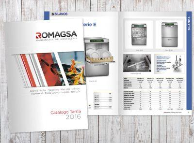 Catàleg ROMAGSA