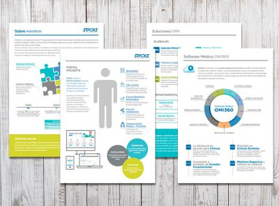 Infografies per a Stacks