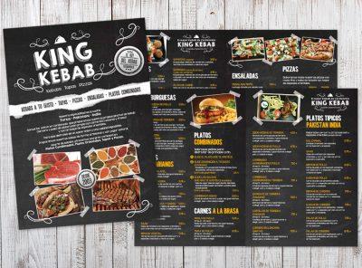 Carta King Kebab