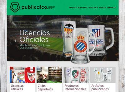 Web Publicalco