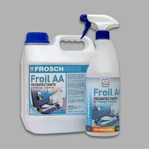 Packaging Desinfectants